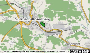 Sulzbach-Rosenberg Stadtansicht